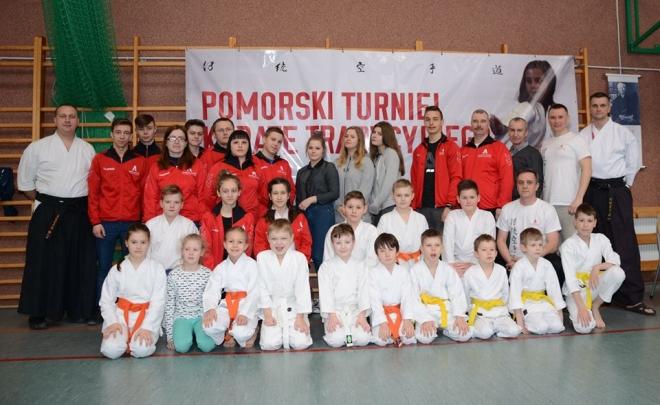 Pomorski Turniej Karate Tradycyjnego – 13.03.2016