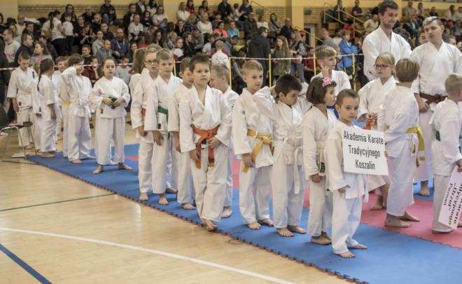 VIII Puchar Pomorza w Karate Tradycyjnym