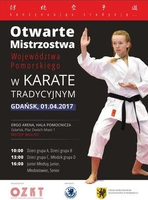 Otwarte Mistrzostwa Województwa Pomorskiego w Karate Tradycyjnym